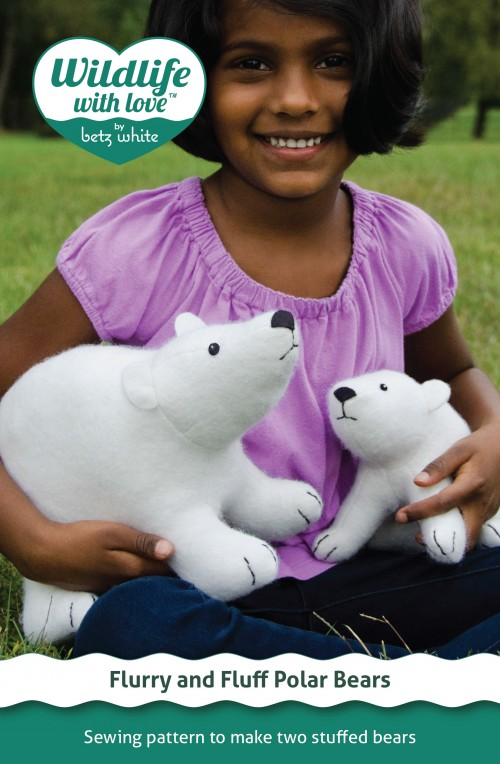 Flurry and Fluff Sewing Pattern