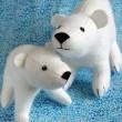 Flurry and Fluff Polar Bears