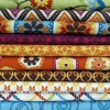 Stitch Fabric, Garden Palette by Betz White