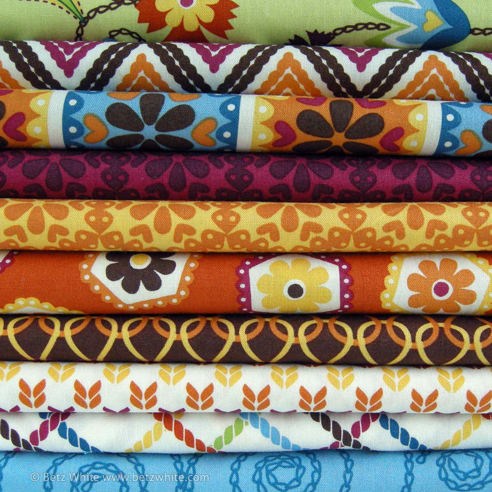 Fabric by Betz White Betz White