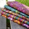 Betz White - Indian Summer - Organic Fabric