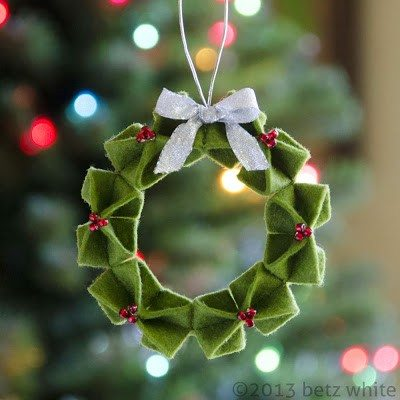 Today the 3rd ornament pattern is now available to members of the ...