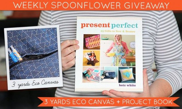 Spoonflower Giveaway