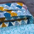 Midtown Messenger Bag - zipper detail