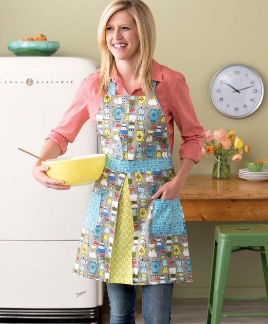 Present Perfect - Make & Bake Apron