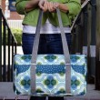 Betz White Road Tripper Duffle Bag