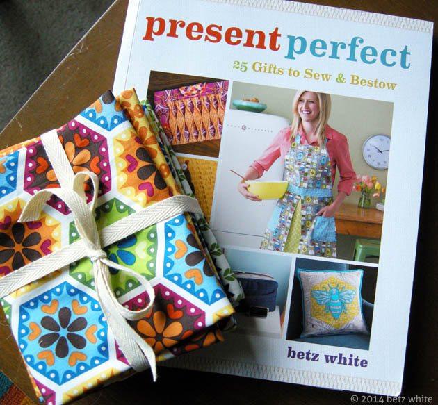 betz white Present Perfect