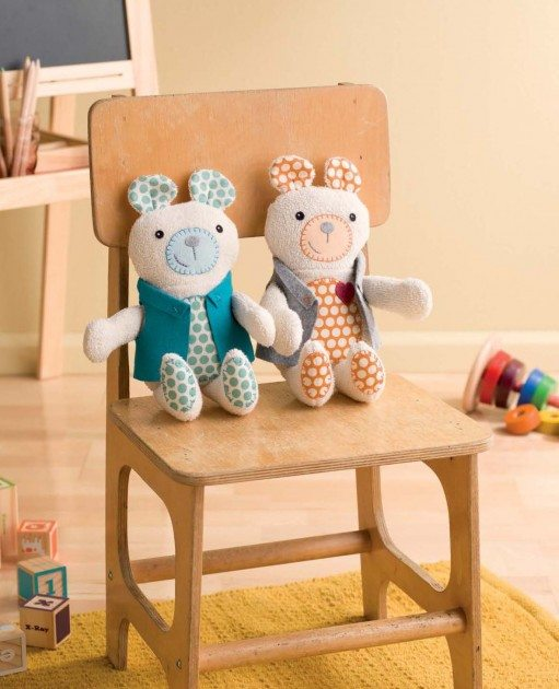 Present Perfect - Tagalong Teddy beauty shot