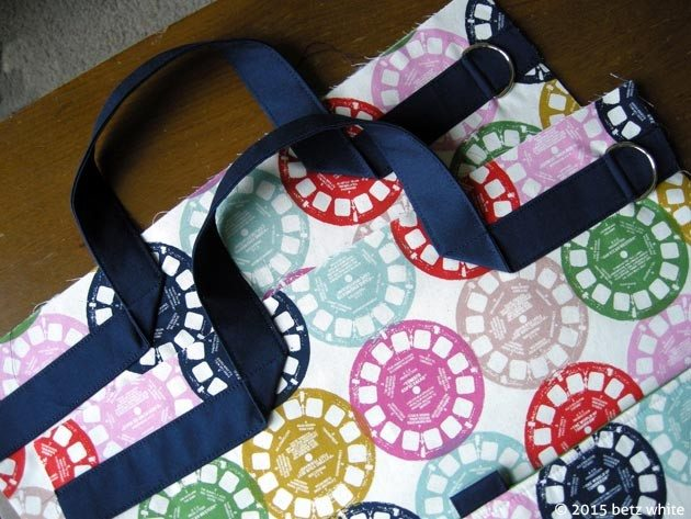 Field Study Tote Sew-along