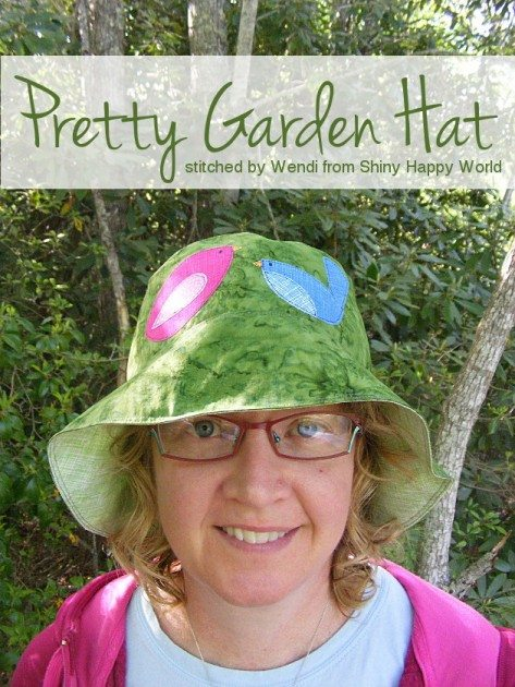 488aa2317d8 Reversible Bucket Hat with Wendi - Sewing Collective - Betz White