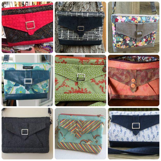 Seneca Creek Bag PDF pattern