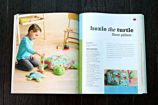 Present Perfect Hexie the Turtle