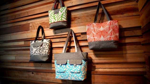 Build Your Own Tote - betz white