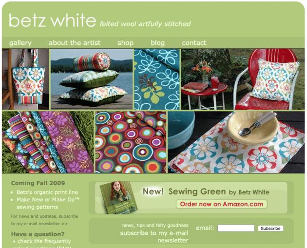betzwhite.com 2009