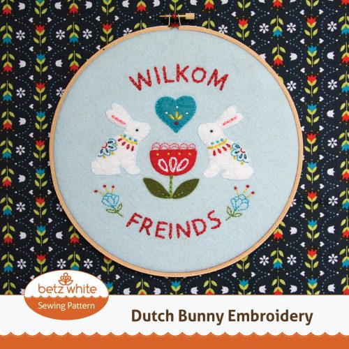 Betz-White-Dutch-Bunny-Embroidery-Pattern-cover