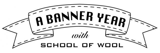 a banner year logo