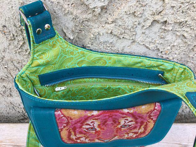Moxie Crossbody Bag Pattern by Betz White