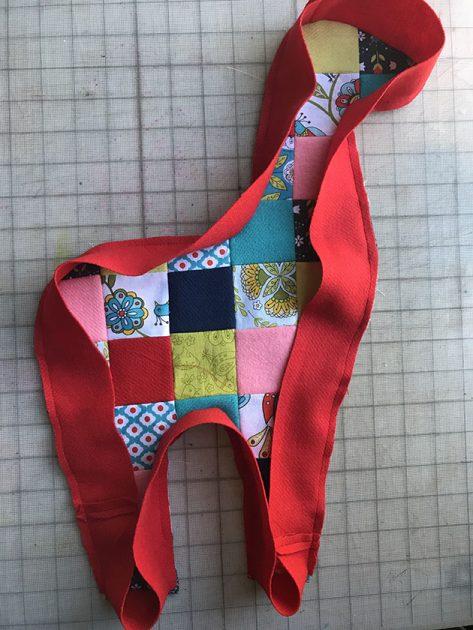 Patchwork Llama SAL23