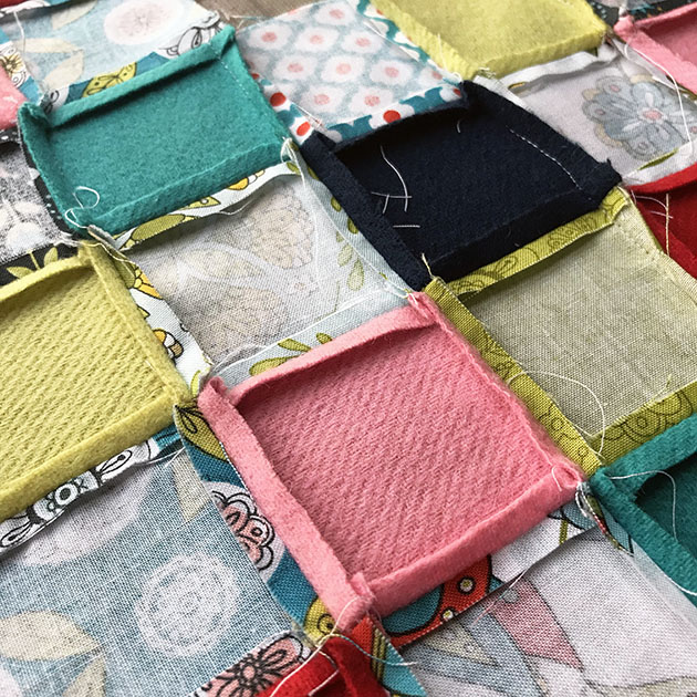 PATCHWORK LLAMA SEW-ALONG by Betz White 7