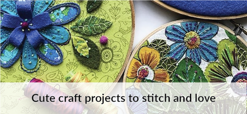 Craft Projects by Betz White