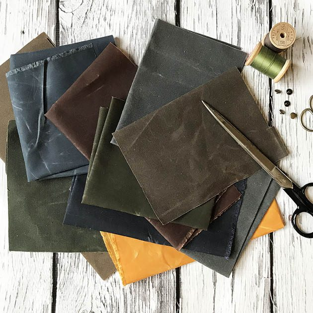Waxed Canvas Assorted Bundle