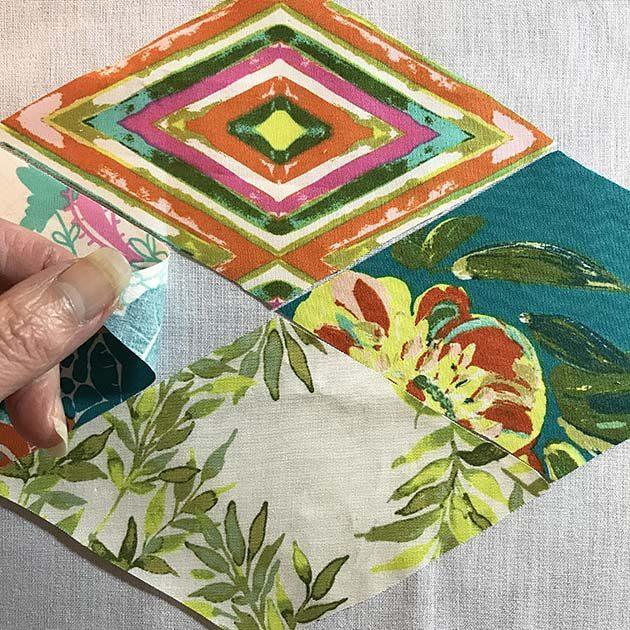 Virtuosa Banner detail 1 by Betz White