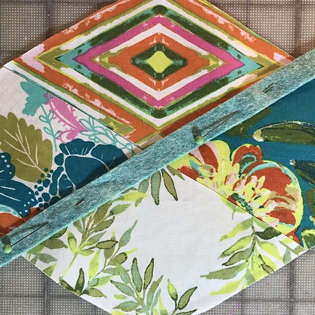 Virtuosa Banner detail 2 by Betz White
