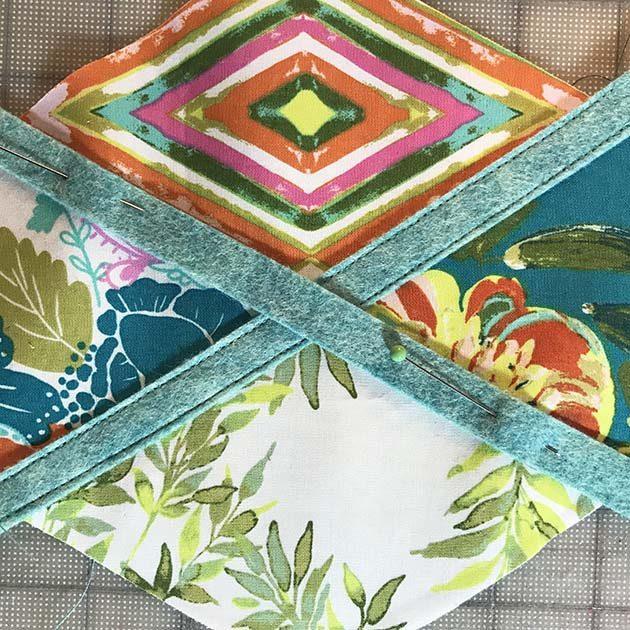 Virtuosa Banner detail 3 by Betz White