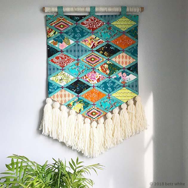 Virtuosa Banner by Betz White