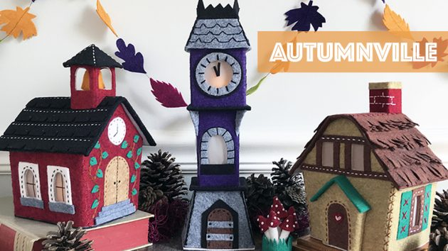 Autumnville by betz white