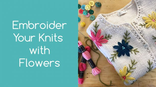 embroider your knits class