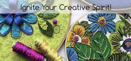 Creative Stitching Patterns