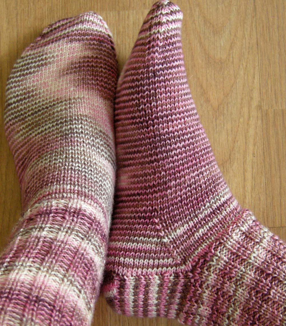 Sock it to me betz white i love the pink brown and white combo it reminds me of neopolitan ice cream i was surprised at how the striping turned out bankloansurffo Gallery
